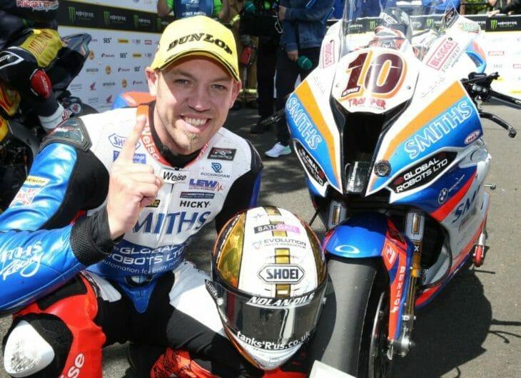 2019 isle of man superbike tt results hickman wins