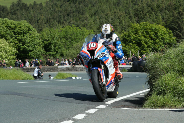 2019 Isle of Man TT Results superstock Hickman wins