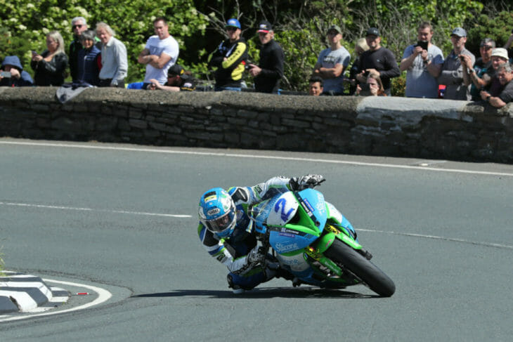 2019 isle of man tt results harrison second supersport race two