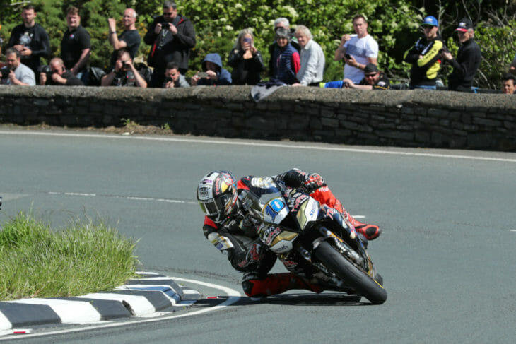 2019 Isle of Man TT results supersport Hickman wins race two