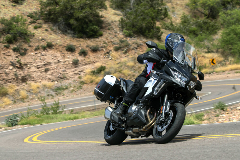 2019 Kawasaki Versys 1000 SE LT+ Review - Cycle News