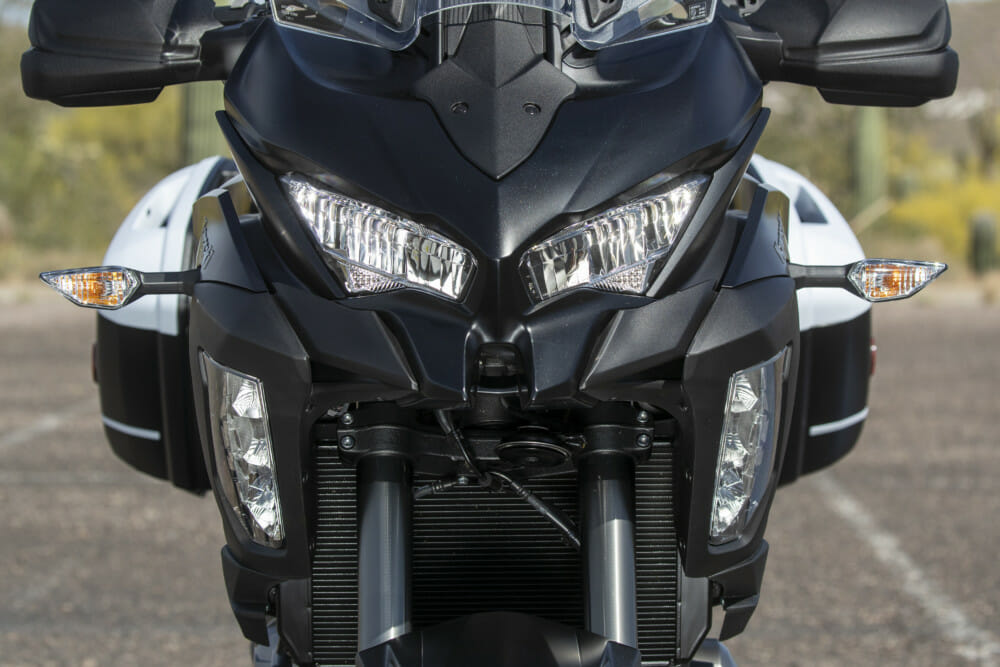 2019 Kawasaki Versys 1000 SE LT+ Review - Cycle News