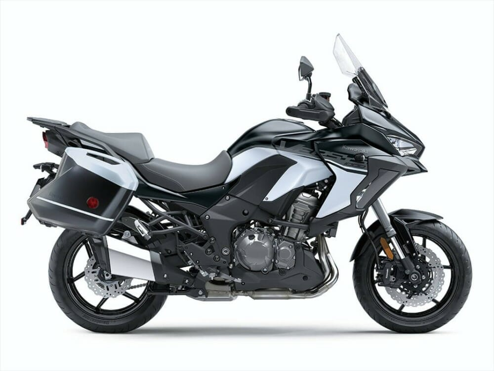 Specifications for 2019 Kawasaki Versys 1000 SE LT+ Review