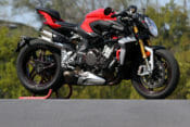 Here's the most powerful nakedbike ever conceived, the 2020 MV Agusta Brutale 1000 Prototype.