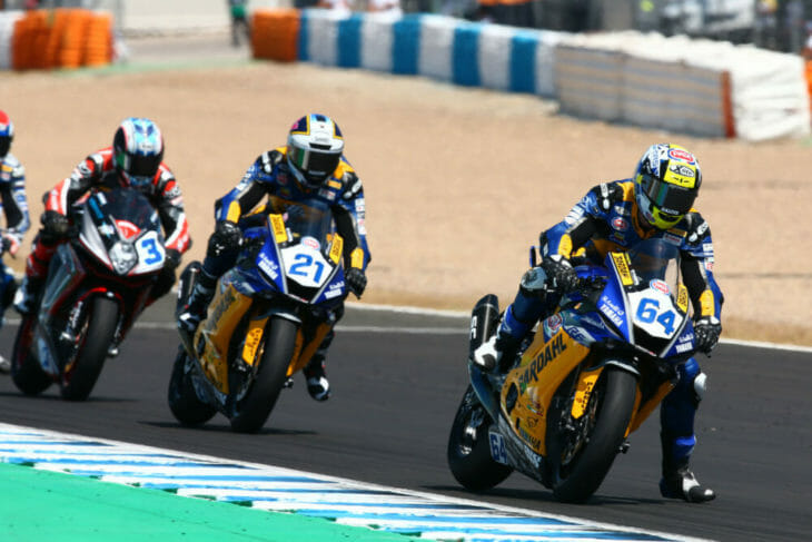2019 Spain World Superbike Results World Supersport Caricasulo wins