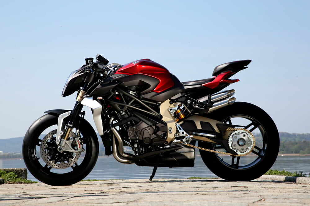 2020 MV Agusta Brutale 1000 Specifications
