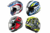 Arai Helmet Graphics and Models