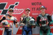 Assen-MotoGP-podium-Sun-2019