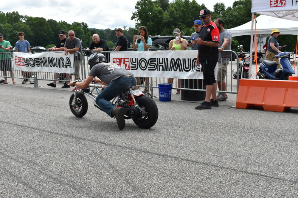 2019 Barber Small Bore Event - Cycle News