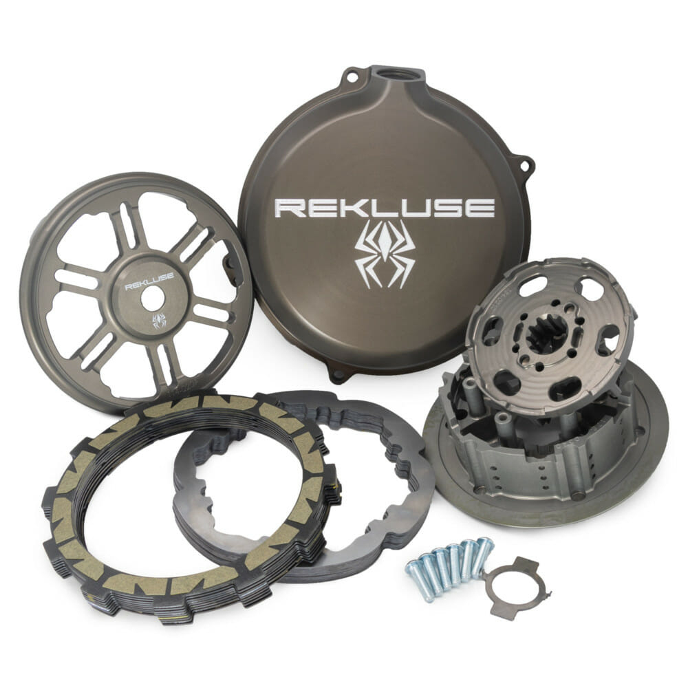 Rekluse Core Manual TorqDrive