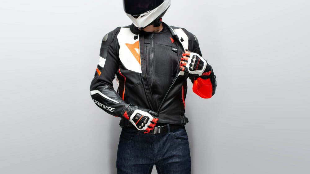 Dainese Launches Smart Jacket Cycle News