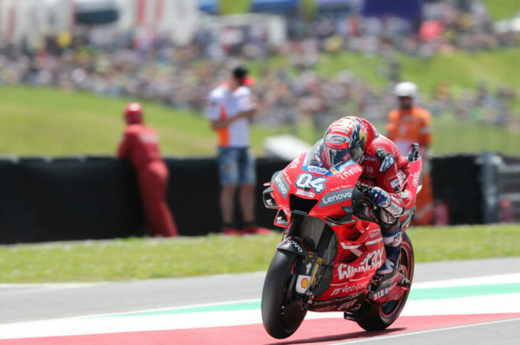 Dovizioso-speed-Mugello-2019