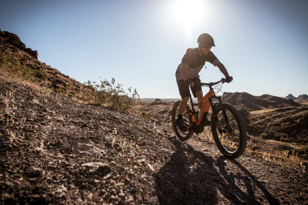 Eddie Lawson Teams Up With Giant Bicycle USA