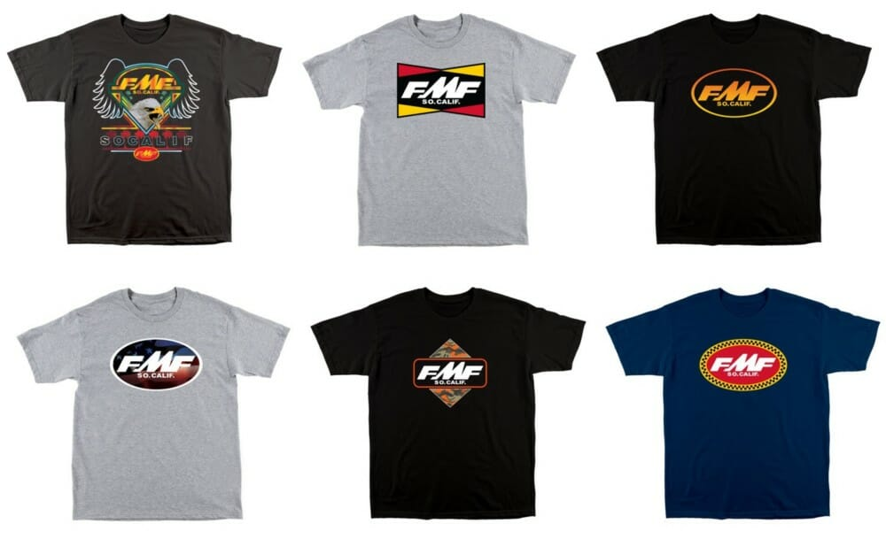 FMF Racing Fall 19 Apparel Launch
