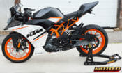 KTM RC 390 Upgrades from Moto-D Racing