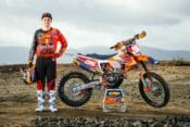 FMF KTM Factory Racing's Josh Toth Set to Undergo Surgery Today for a Broken Leg