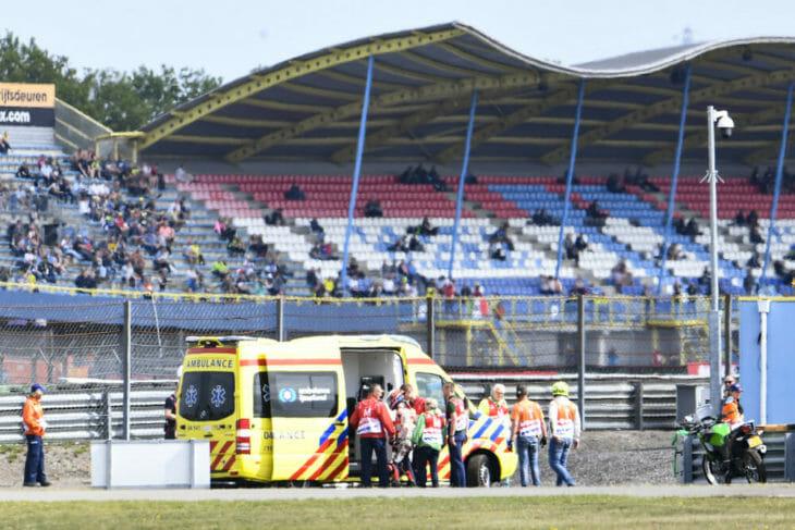 Lorenzo-Assen-crash-2019