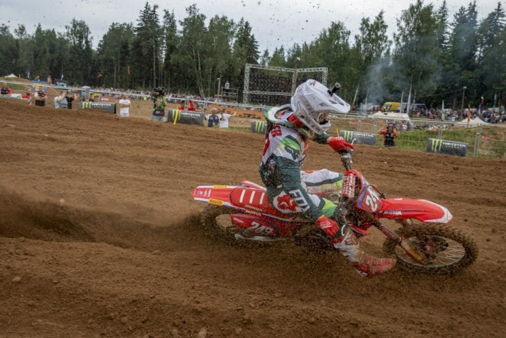 MXGP Of Latvia (Kegums) Results 2019