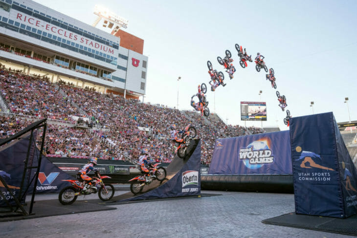 Nitro World Games Heads to Wales in 2020