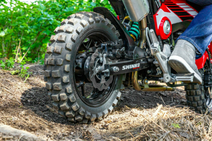Shinko Tires Launches New Mobber Tire