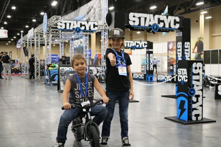 StaCyc Returns to 2019 AIMExpo