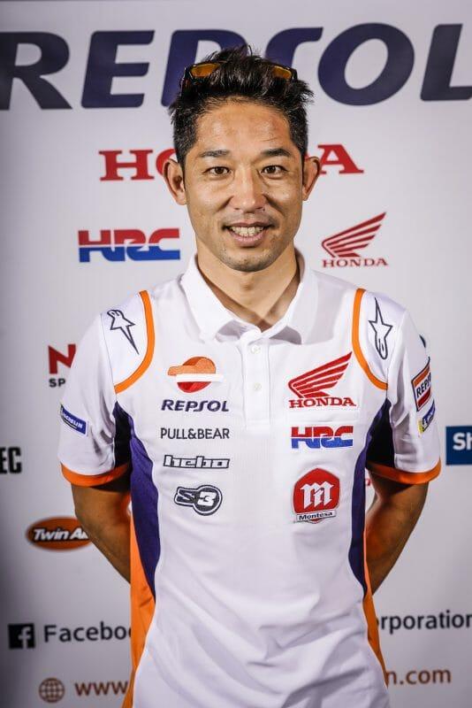 Takahisa Fujinami - Repsol Honda TrialsGP rider