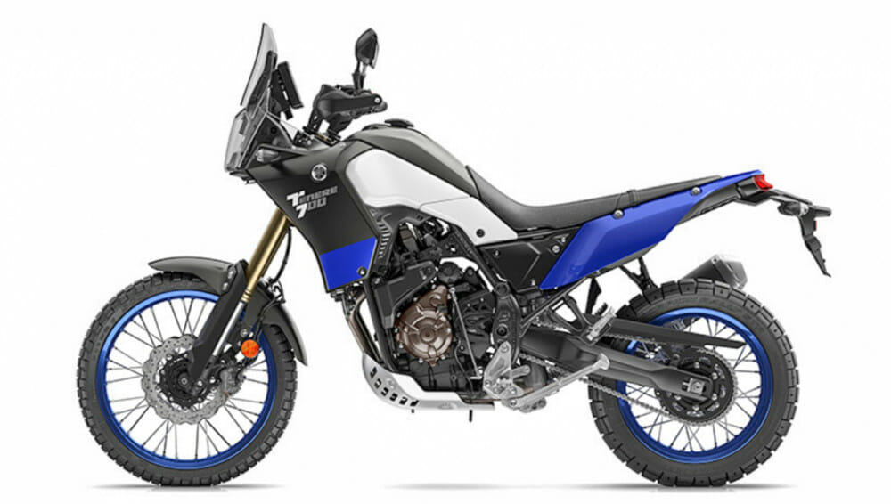Yamaha Tenere 700 Specifications