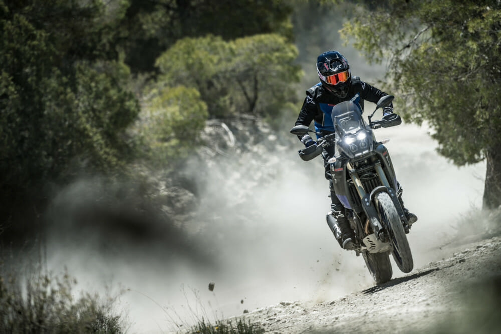 The Yamaha Tenere 700 is expected in North America in the second quarter of 2020.