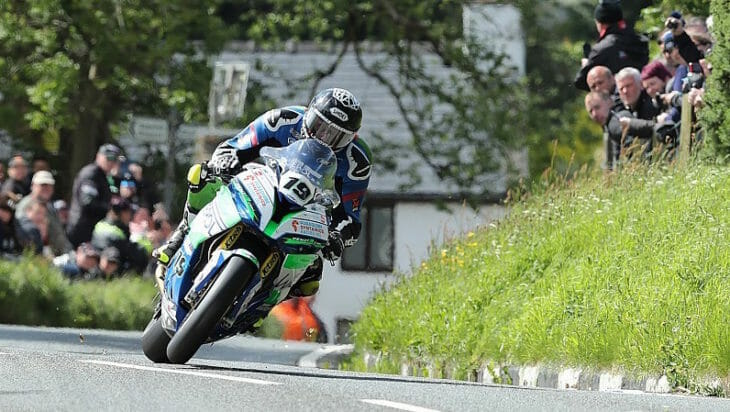 Daley Mathison killed during 2019 Isle of Man TT