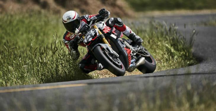 Ducati Debuts Streetfighter V4 Prototype Dunne