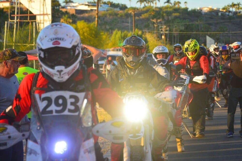 2019 NORRA 500 racers