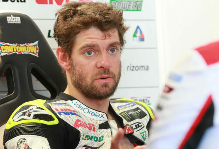 2019 German MotoGP Results and News Crutchlow