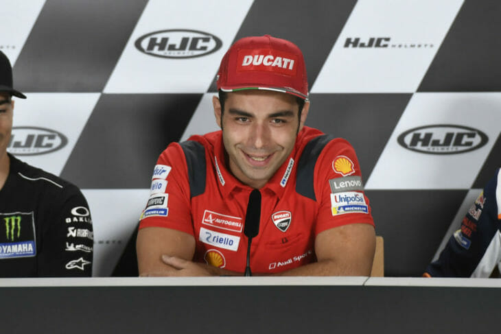 2019 German MotoGP Results and News Petrucci