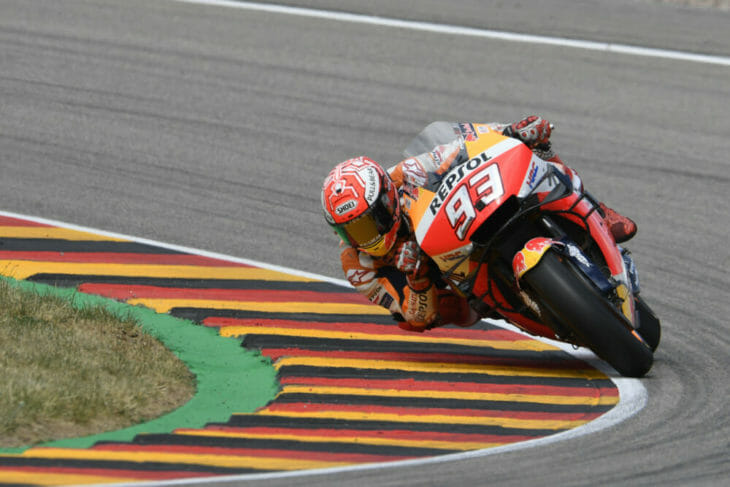 2019 German MotoGP Results and News Marquez