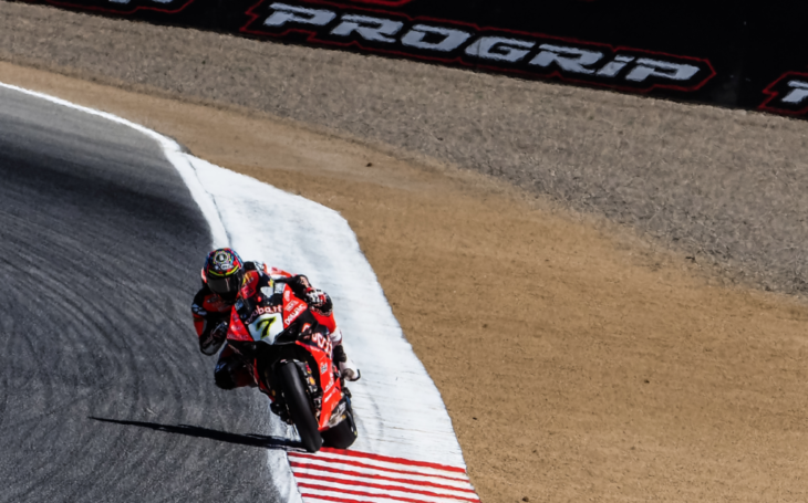 2019 Laguna Seca World Superbike Results Chaz Davies