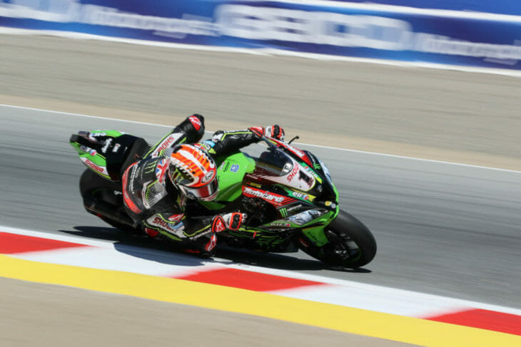 2019 laguna seca world superbike results jonathan rea wins race one