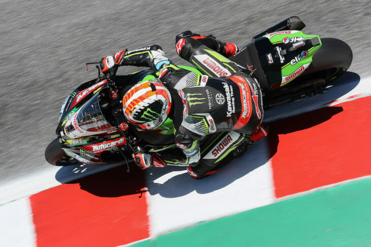 2019 Laguna Seca World Superbike Results Rea pole