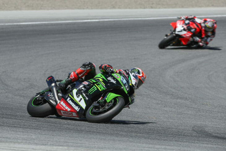 2019 Laguna Seca World Superbike Results Superpole Race Rea