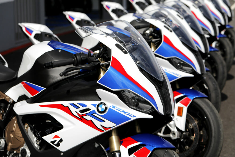 The the BMW S 1000 RR is a landmark motorcycle