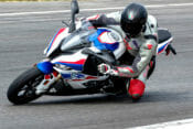 The barnstormer that is the BMW S 1000 RR is all new for 2020. We got a few laps on the beast at Barber to see what it can do. Read all about it in our 2020 BMW S 1000 RR Review.