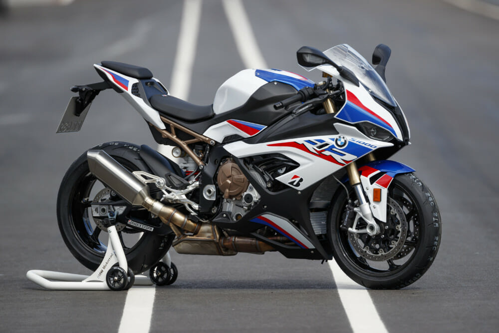 2020 BMW S 1000 RR specifications