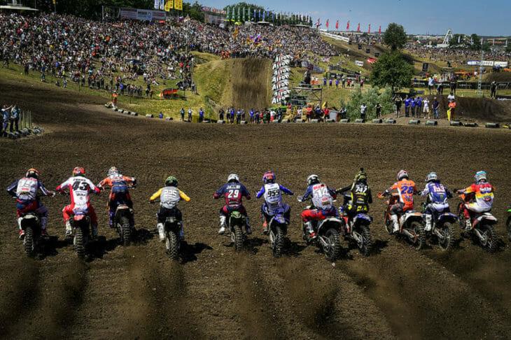 2020 FIM Motocross World Championship Provisional Calendar