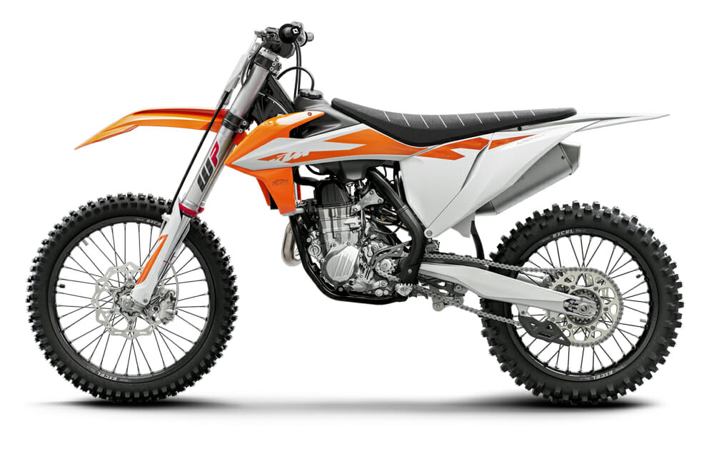 2020 KTM 450 SX-F specifications
