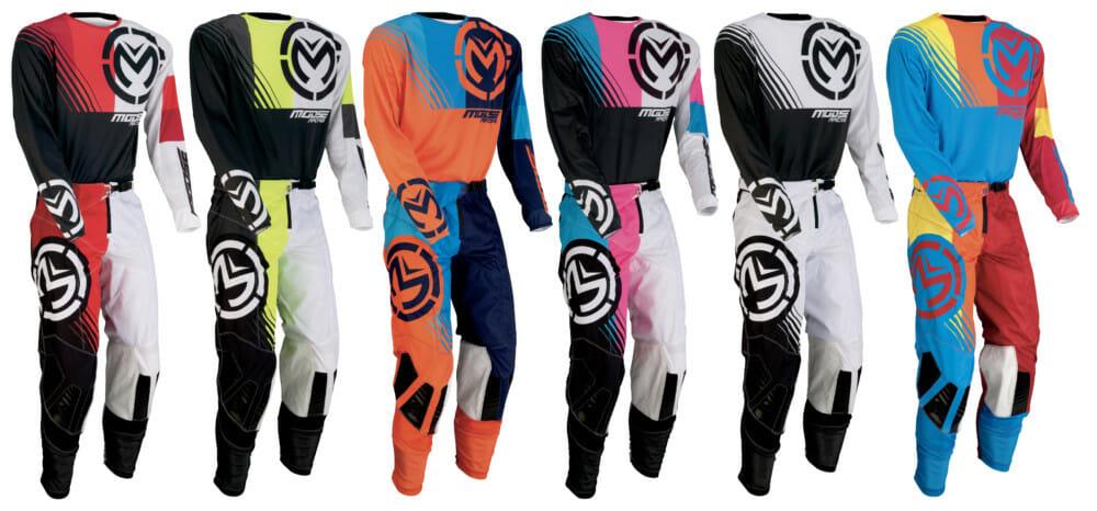 2020 Moose Racing M1 racewear