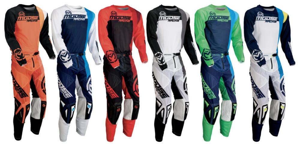 2020 Moose Racing Sahara racewear