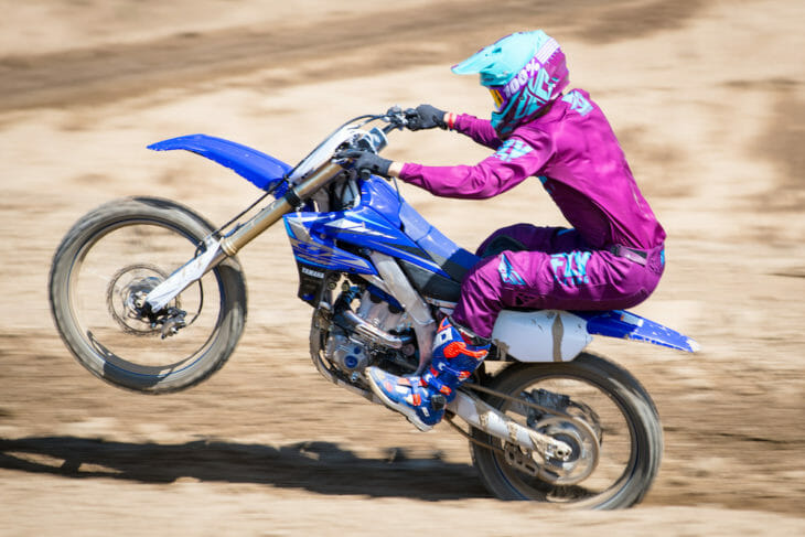 2020 Yamaha YZ250F Review