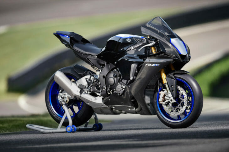2020 Yamaha YZF-R1 and YZF-R1M First Look R1M