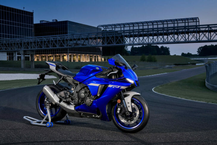 2020 Yamaha YZF-R1 and YZF-R1M First Look 2