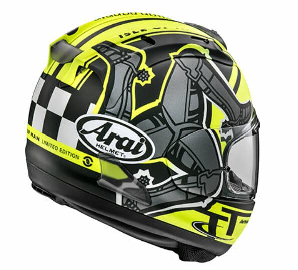 Arai Corsair-X IOM 2019 Helmet