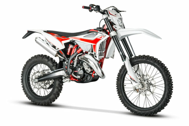 2020 Beta RR 125 right front view.